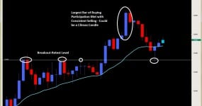 price action trading 2ndskiesforex jan 24th