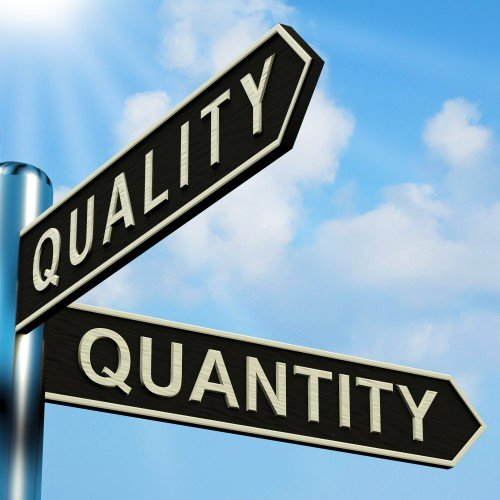 quality vs quantity key points 2ndskiesforex.com