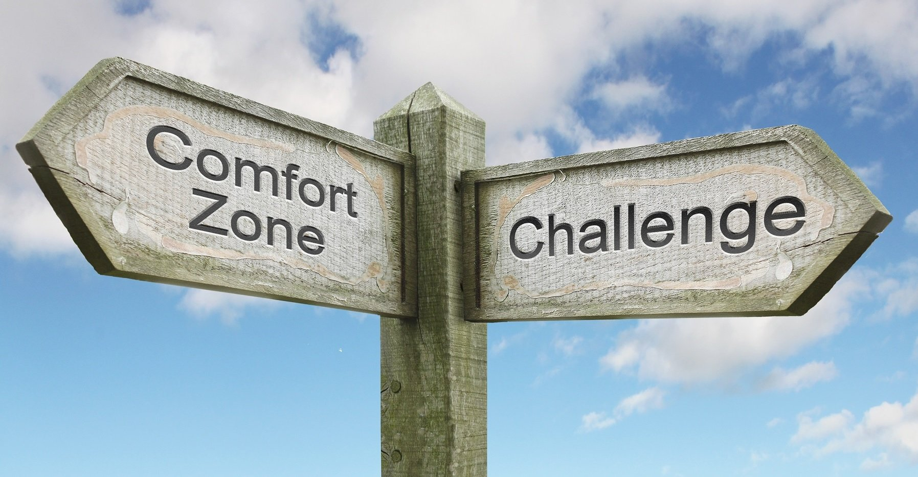 The 30 day mindset challenge will you succeed 2ndskies for Confort zone