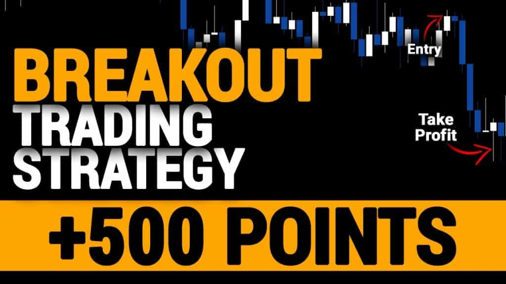 +500 Points on ESP30 Trading a Breakout Strategy